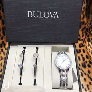 🎁NEW LISTING-Bulova Watch Gift Set🎁